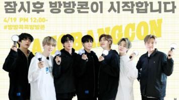 Bukti Kesuksesan BTS, Konser Online 'Bang Bang Con' Tembus 50 Juta Penonton