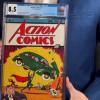 Komik 'Superman' Edisi Pertama Laku Terjual Rp47,4 Miliar