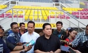 Disebut Layak Jabat KSP dan Menteri Perdagangan, Ini Tanggapan Erick Thohir