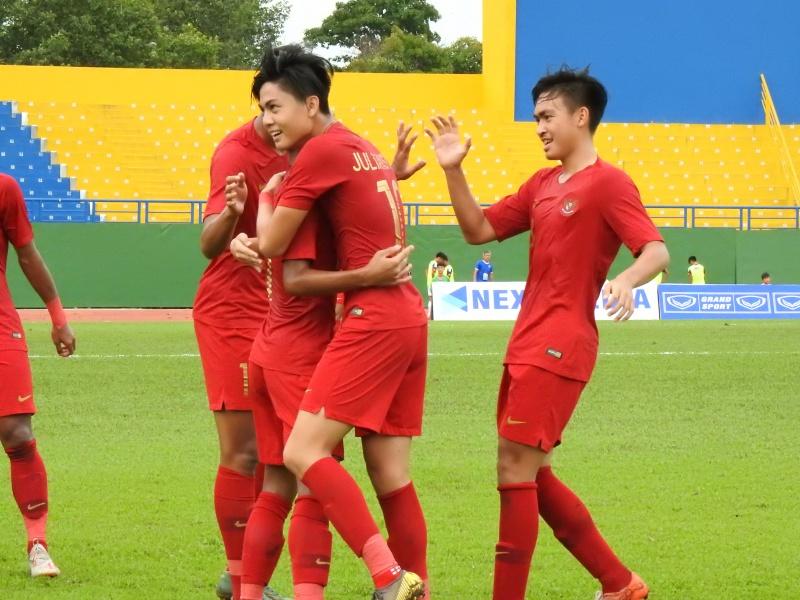 Raih Tiga Kemenangan Beruntun, Timnas U-18 tak Remehkah Laos