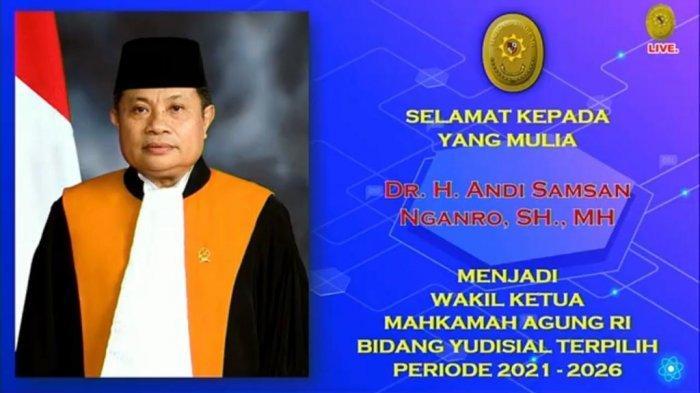 Wakil Ketua Mahkamah Agung