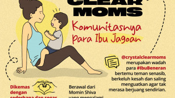 Crystal Clear Moms