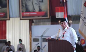Tak akan Jadi King Maker, Pilpres 2024 The Last Battle Bagi Prabowo