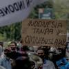Waspadai Penumpang Gelap Aksi Massa UU Cipta Kerja