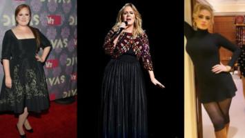 Badan Adele yang Semakin Langsing Berhasil Menggemparkan Instagram