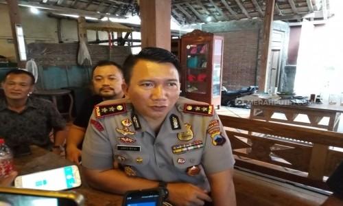 """Temuan Vandalisme """"Papua Merdeka"""" di Solo, Kapolresta: Pelakunya Bukan Orang Papua"""