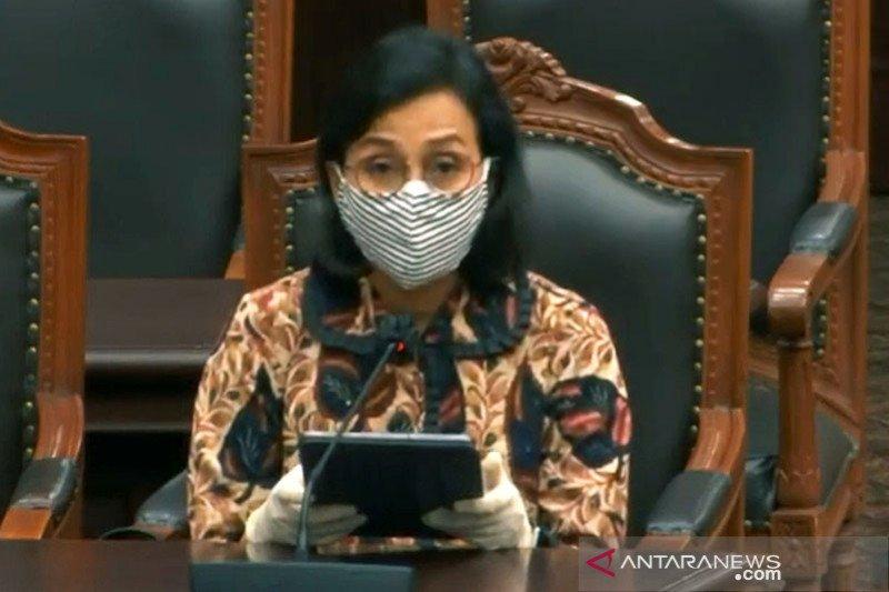 Dilema Sri Mulyani Ambil Keputusan Saat Pandemi COVID-19