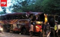 Ini Identitas Korban Tewas Kecelakaan Maut Bus vs Truk di Probolinggo