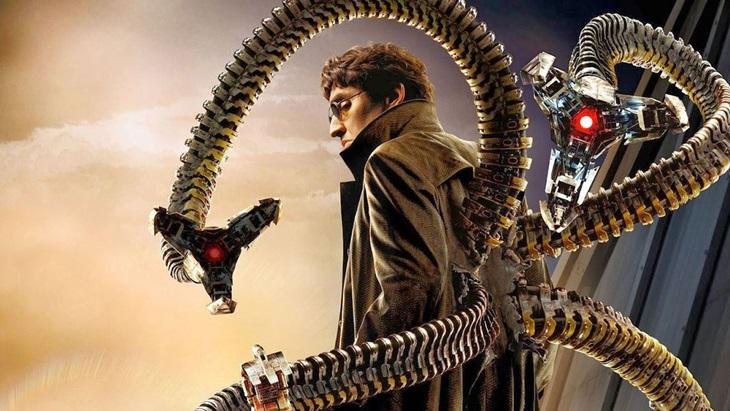 Alfred Molina Kembali Perankan Doctor Octopus di 'Spider-Man 3'