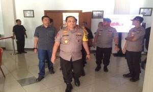 TNI-Polri Gelar Doa Bersama dan Persiapan Pengamanan Pelantikan Presiden