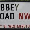 Beatlemaniac,  Kamu Bisa Beli Tanda Jalan Abbey Road