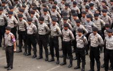 Polisi Bali yang Beruntung dapat Jatah 5.000 Vaksin COVID-19