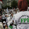 Sambut Idul Fitri 1440 Hijriyah, FPI Gelar Takbir Keliling Jakarta