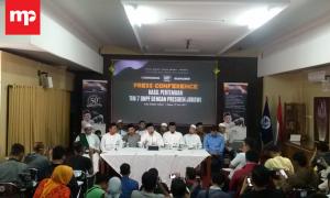 GNPF-MUI: Umat Islam Disudutkan Dengan Label Anti Pancasila dan Intoleran