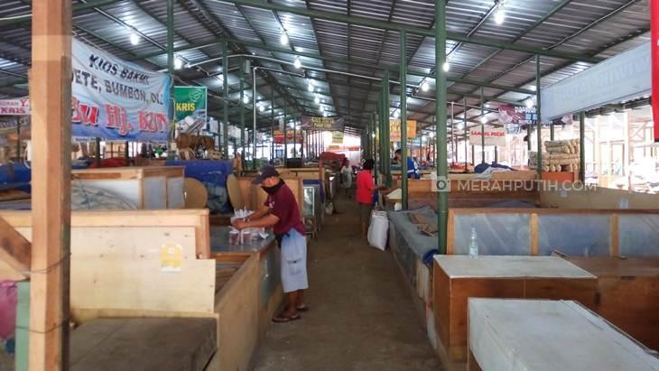 Pagebluk Corona, Pemkot Solo Ringankan Pembayaran Retribusi 42 Pasar Tradisional