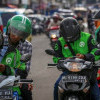 Ratusan Ojol Langgar Aturan PSBB karena Angkut Penumpang Tak Pakai Aplikasi