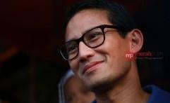 Sandiaga Uno Tegaskan Tak Akan Jenguk SBY, Ada Apa?