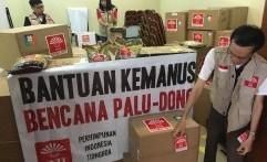 INTI Maksimalkan Pengurus Daerah Sulsel Salurkan Bantuan Ke Palu Sulawesi Tengah