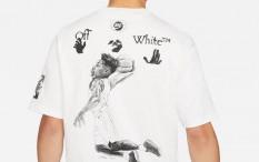 Yuk Intip Hoodie dan T-Shirt Off-White x Jordan Brand yang Simple dan Elegan
