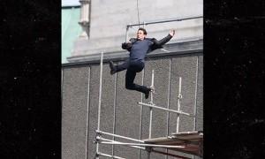 Gagal Lakukan Adegan Lompat Gedung, Tom Cruise Cedera