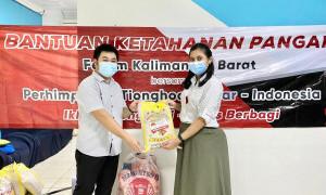 Hadapi Pandemi, Forkalbar dan PTK Indonesia Salurkan Bantuan Bagi Disabilitas