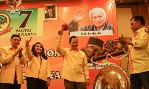 Siapa yang Didukung Tommy Soeharto di Pilpres 2019?