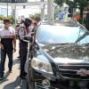 CFN Malam Tahun Baru Ditiadakan, Polisi Sekat 4 Pintu Masuk Solo