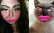 Apa Jadinya Kalau Make Up Kamu Seburuk 5 Wanita Ini?