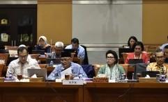 Rapat Komisi III DPR-KPK Dilanjutkan Pagi Ini