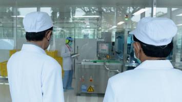 Produksi Vaksin COVID-19, Pemerintah Siapkan Rp50 Triliun di 2021