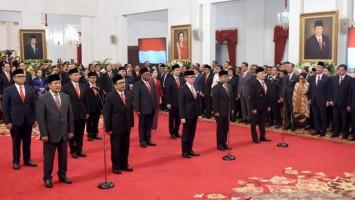 Kerja Kabinet Jokowi yang Melempem