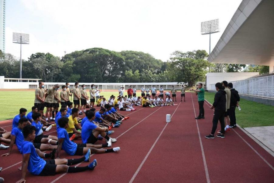 Akhir Agustus, Timnas Indonesia U-19 TC di Kroasia