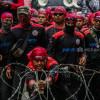 Tuntut Upah Layak, Ribuan Buruh Bakal Kepung Kantor Anies