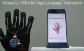 Sarung Tangan Canggih Penerjemah Bahasa Isyarat