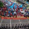 Aksi May Day 2019 Berjalan Aman, Kapolres Jakpus: Terima Kasih Buruh