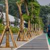 Sepanjang 2020, Pemprov DKI Cuma Bisa Bangun 4 Km Trotoar dari Target 146 Km