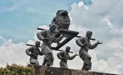 Mudik Seru dan Bermakna bersama si Kecil, Mampirlah ke Wisata Sejarah di Subang