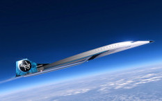 Kolaborasi Virgin Galactic dan Rolls-Royce Hasilkan Pesawat Komersial Supersonik