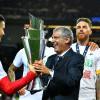 Ronaldo Sudah Punya Dua Trofi Internasional dong. Messi...?