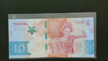 [HOAKS atau FAKTA] Bank Indonesia Mengeluarkan Uang Pecahan 1.0