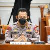 Di Hadapan Anggota DPR, Kapolri Pamer Tingkat Kepuasan Rakyat Terhadap Polisi