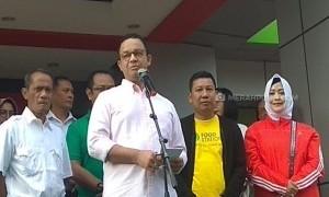Anies Klaim Harga Bahan Pokok di Jakarta Masih Stabil