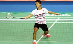 Anthony Ginting Tembus Perempat Final Korea Terbuka