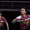 Ahsan/Hendra Jadi Wakil Indonesia di Semifinal BWF World Tour Finals