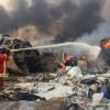 Satgas Kontingen Garuda Bantu Evakuasi Korban Ledakan di Beirut