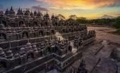 Mengunjungi 'Borobudur' di Alun-Alun Lor Boyolali