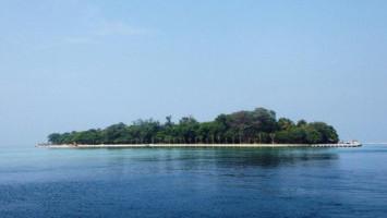 Panglima Kogasgabpad Interaksi dengan 188 ABK yang Diobservasi di Pulau Sebaru