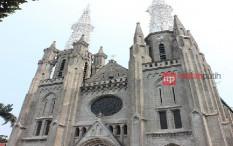 Gereja Katedral Hanya Izinkan Jemaat yang Sudah Terdaftar Ikuti Misa