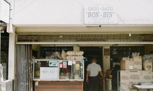 Gado-Gado Bon Bin, si Legendaris Langganan Gus Dur