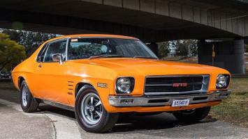 Holden, Muscle Car Australia yang Terlupakan